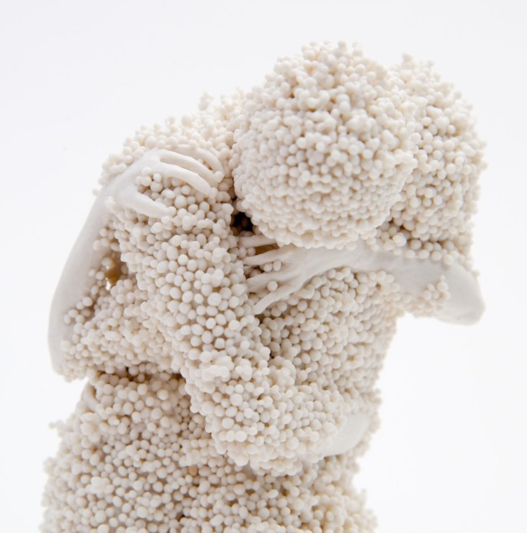 Art | Fungi Sculptures by Claudia Fontes are more Human than We Are